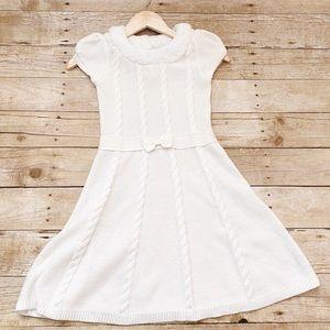 🖤3/$25 Children's Place Girls Knit Sweater Dress